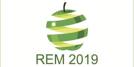 REM 2019 - Robótica y Educación Marplatense tickets