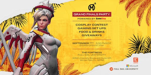 Florida Mayhem's Grand Finals Party