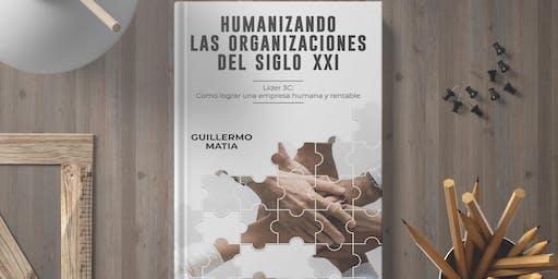 """Presentación Libro """"HUMANIZANDO LAS ORGANIZACIONES DEL SIGLO XXI"""""""
