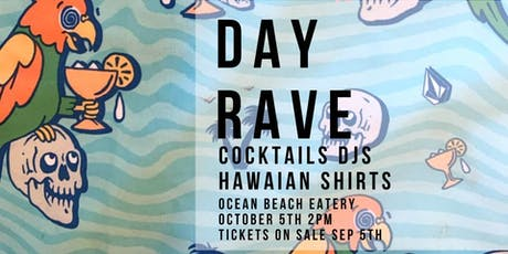 OBE Day Rave tickets