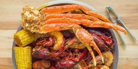 Cajun Crablegs at Carolina Food Truck Rodeo 1 tickets