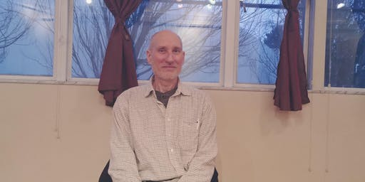 Day-long  Satsang with Tom Kurzka