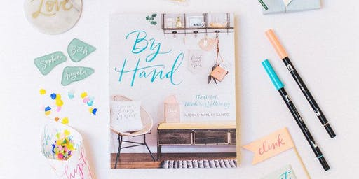 Art Class: Hand Lettering  - South Coast Plaza