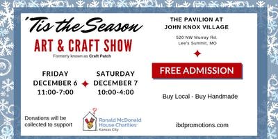 'Tis the Season Art & Craft Show - 2 Days