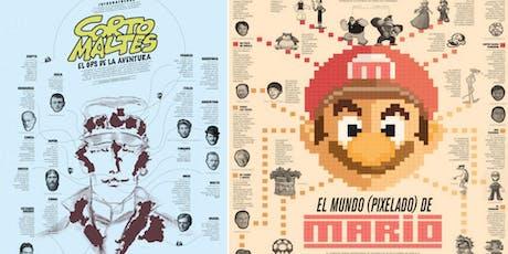 Taller intensivo de Infografía: Diseño y creatividad entradas