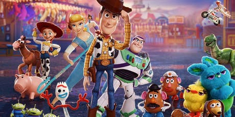 Toy Story 4 tickets
