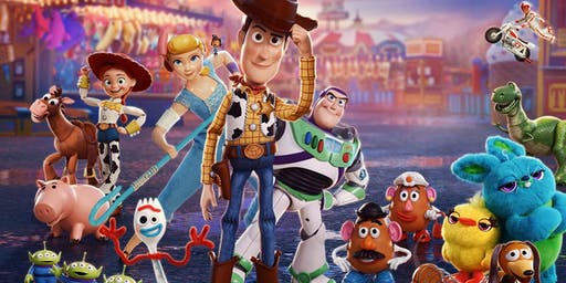 The Havre de Grace Arts Collective presents: Toy Story 4