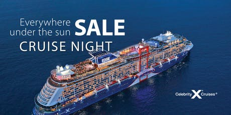 Everywhere Under the Sun Cruise Night with Celebrity - Waterloo & Ira Needles tickets