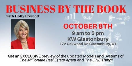 Business by the Book with Holly Prescott tickets