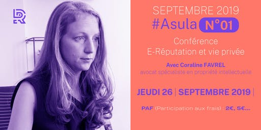 Asula N°01 - septembre 2019 (Conférence)