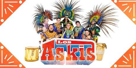 LOS ASKIS tickets