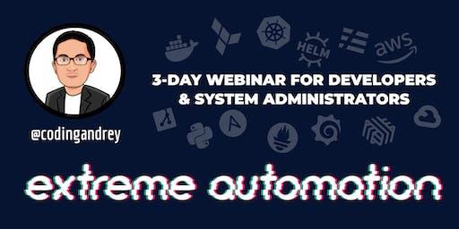 eXtreme Automation (Sofia)