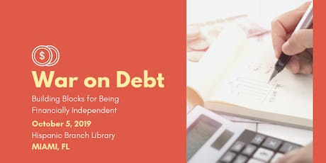 War on Debt: FREE Master Class on Saving Money & Getting Ahead Financially tickets