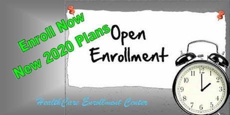 Open Enrollment Healthcare tickets