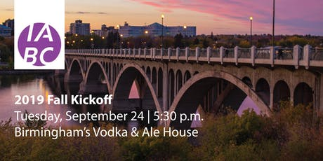 IABC Saskatoon 2019 Fall Kickoff tickets