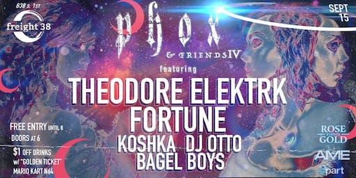 DJ Phox & Friends IV Tonight!