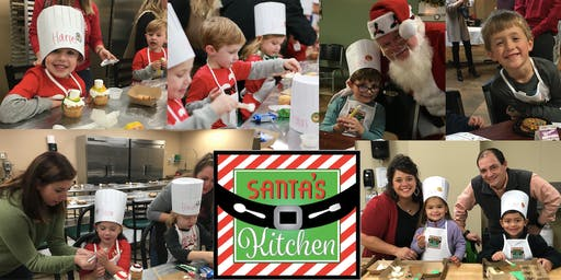 Santa's Kitchen - December 14, 2019 - 8:30am session