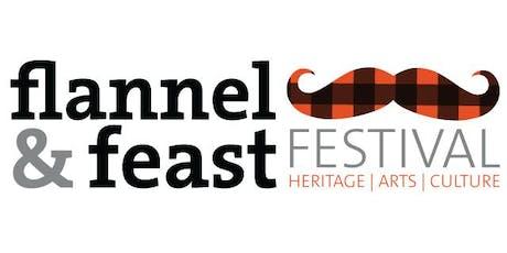 Flannel & Feast Festival - Alberta Culture Days tickets