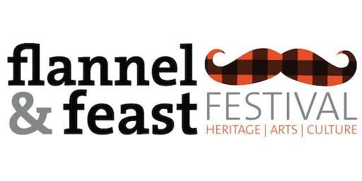 Flannel & Feast Festival - Alberta Culture Days