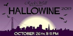 Rock Wall Wine Company: Hallowine 2019!