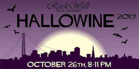 Rock Wall Wine Company: Hallowine 2019! tickets