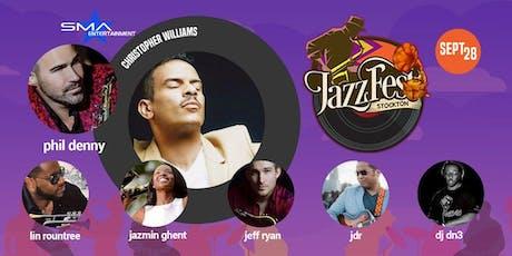 Stockton Jazz Festival tickets