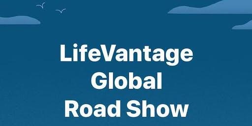 LifeVantage Global Road Show, Murcia ES