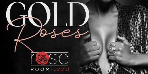 GOLD ROSES Presented by 1800 Tequila