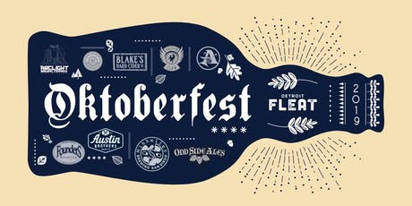 Oktoberfest at Detroit Fleat tickets