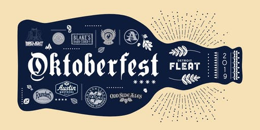 Oktoberfest at Detroit Fleat