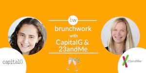 CapitalG & Linda Avey (Precise.ly & 23andMe):...