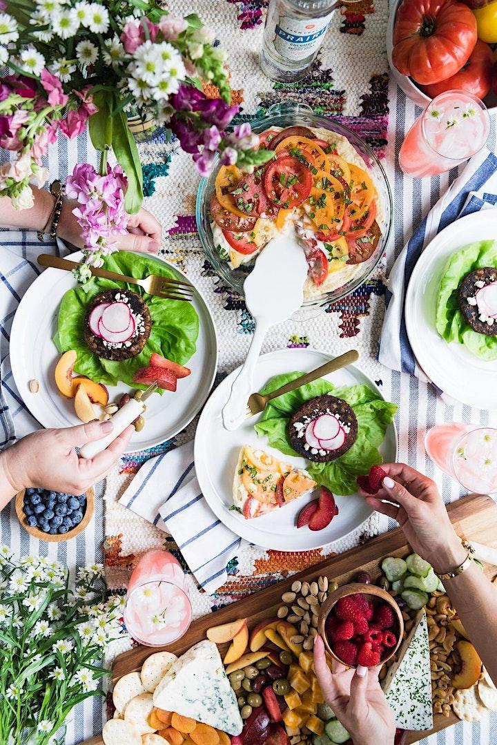 Farm to Table Dinner Benefit for City Life / Vida Urbana image