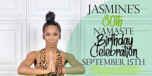 Jasmin's 30th Namaste Party