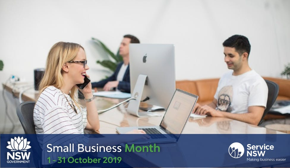 NSW Small Business Month - Starting up in Newcastle