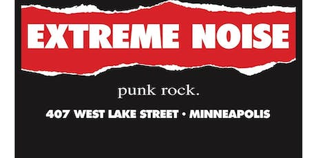 Extreme Noise 25th Anniversary Celebration tickets