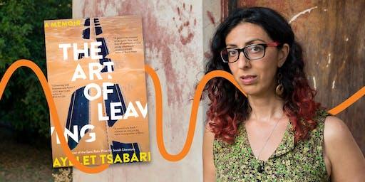 LitFest Presents:  Ayelet Tsabari - The Art of Leaving
