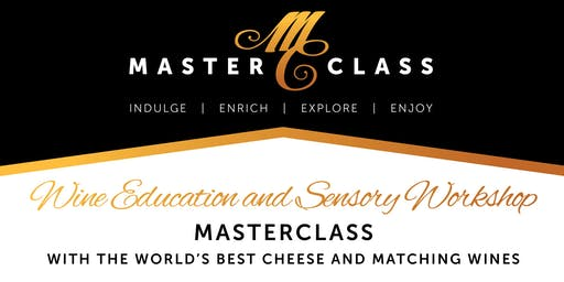 Masterclass - Wine Education & Sensory Workshop