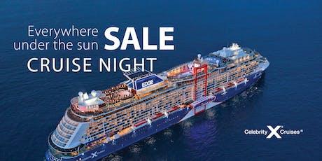 Everywhere Under the Sun Cruise Night featuring Celebrity - Pleasanton tickets