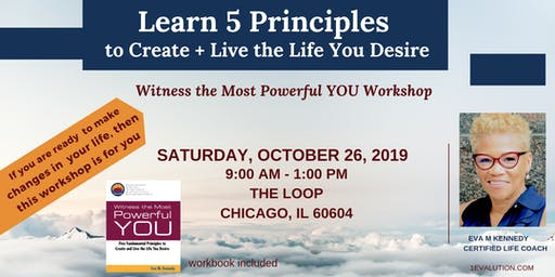 Witness the Most Powerful YOU workshop