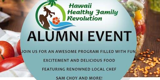 Hawaii Healthy Family Alumni Event!