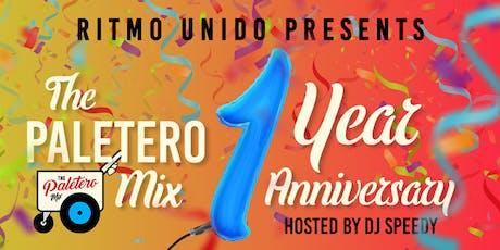 The paletero mix anniversary tickets