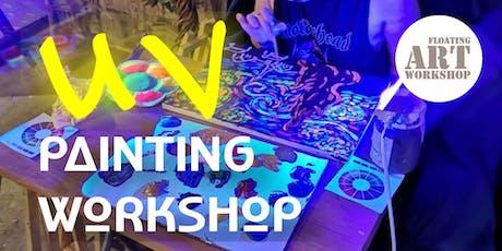 UV POP ART Painting Workshop tickets
