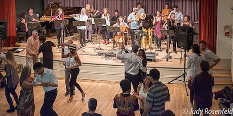 Afro-Cuban Dance Party with CMC's Charanga Ensemble tickets