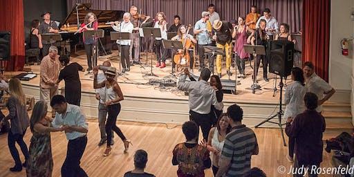 Afro-Cuban Dance Party with CMC's Charanga Ensemble