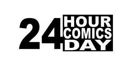 24 Hour Comics Day at Mission: Comics 2019