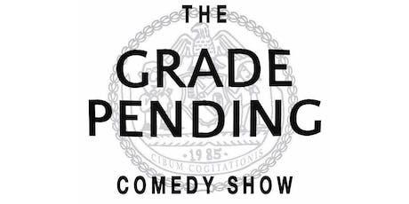 Grade Pending Comedy Show at SingleCut QNS tickets