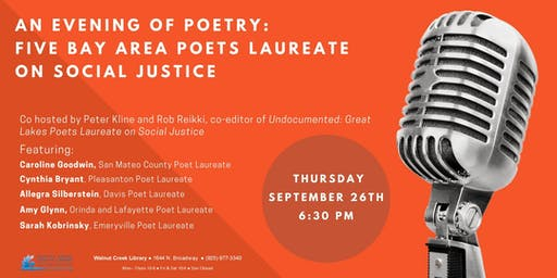 Poetry at the Library: Poets Laureate on Social Justice