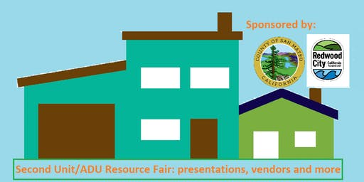 Second Unit/ADU Resource Fair for Homeowners