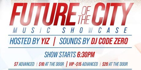 Future Of The City Music Showcase tickets