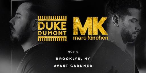 Duke Dumont & MK